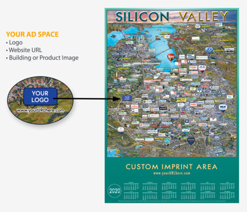 Silicon Valley Ad Space Only
